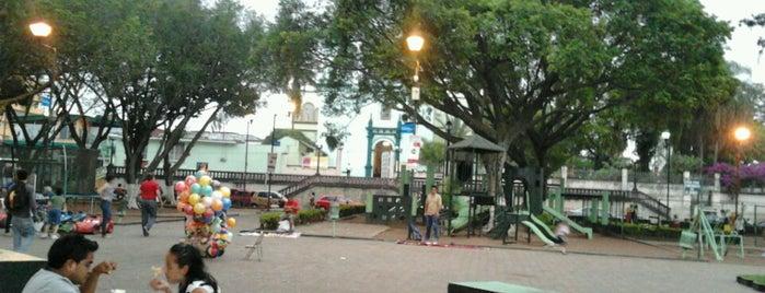 Parque San José is one of René 님이 좋아한 장소.