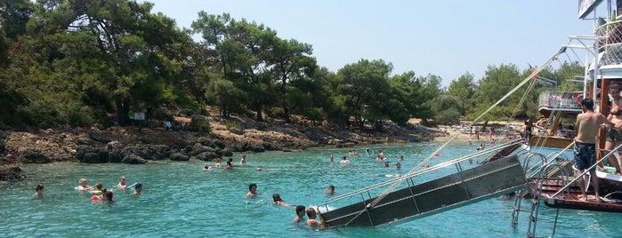 Sedir Adası is one of ** TRAVELLERS ' 2 **.
