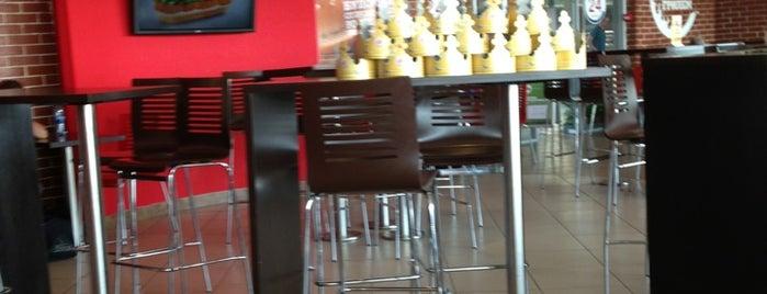 Burger King is one of Lugares favoritos de Виталий.