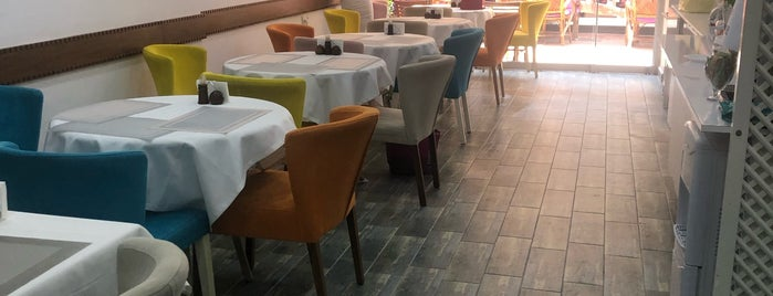 Infinity Exclusive City Hotel is one of KAŞ&FTHYE.