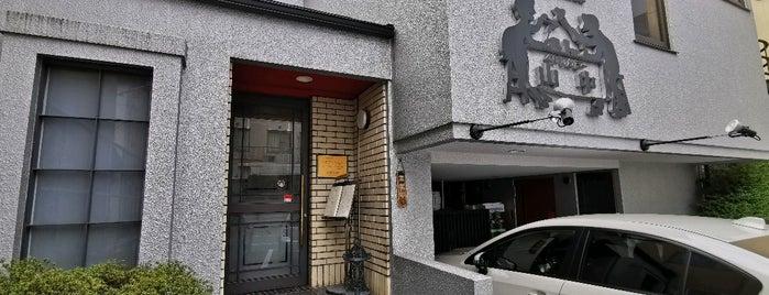 Kuishimbo Yamanaka is one of 行きたいお店.
