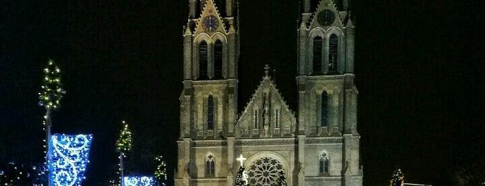 Vánoční trhy na Míráku is one of Lieux qui ont plu à Veronika.