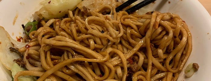Chungking Noodles is one of Top 50 BFS.