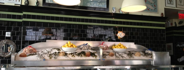 John Dory Oyster Bar is one of ShuckerPaddy's Oyster Bars.