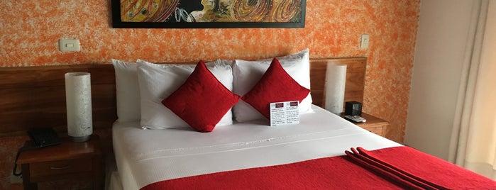 Hotel 3 Banderas is one of Cartagena.
