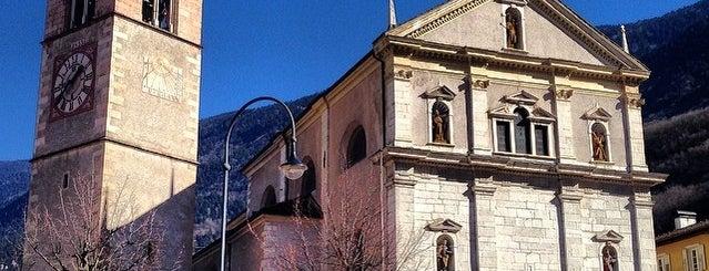 Salurn / Salorno is one of Bolzano-dro tra ciclabili, musei e teatro.