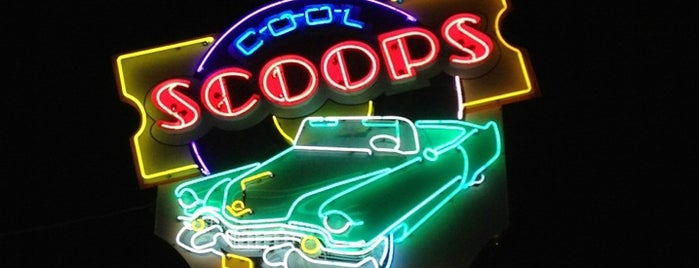 Cool Scoops is one of Foodie NJ Shore 1.