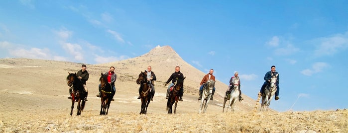 Melikşah Atlı Dağ Safari 🇹🇷 is one of Abdullah : понравившиеся места.
