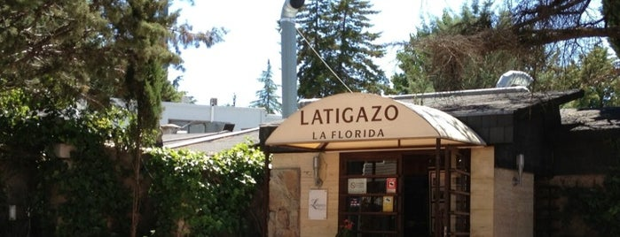 Restaurante El Latigazo is one of Sierra Noroeste Madrid.