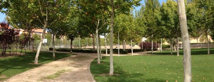Parque Gutierrez Soto is one of Parks to enjoy in Boadilla.