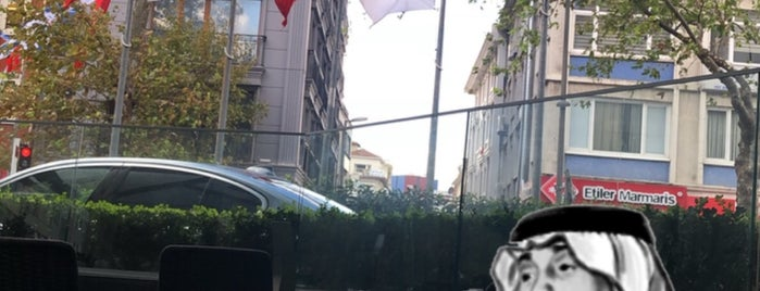 Istanbul Marriott Hotel Sisli Executive Lounge is one of Mujdat : понравившиеся места.