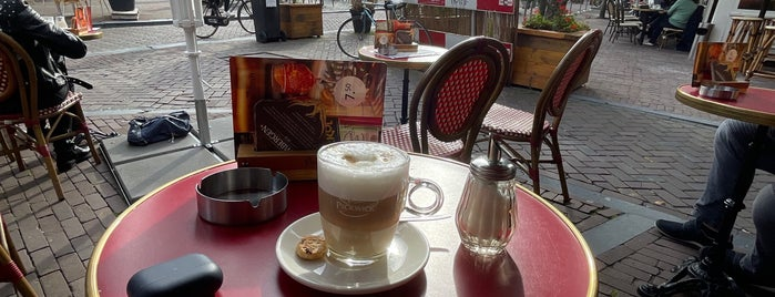 Café de Zwart is one of Misset Horeca Aanraders 2012.