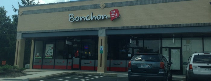 Bonchon Woodbridge is one of Locais salvos de Angela.