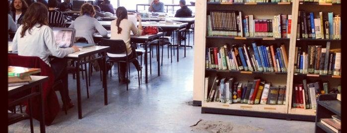 MSGSÜ Merkez Kütüphanesi is one of Istanbul Kütüphaneleri.