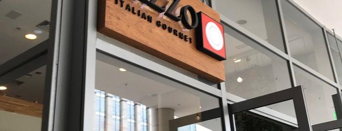 Rizzo Gourmet is one of Locais curtidos por Caroline.