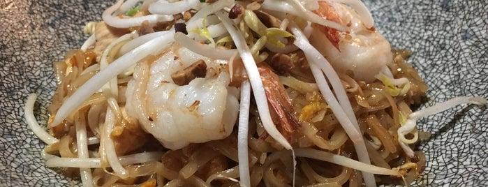 Barn Nork Thai Cuisine is one of Lugares favoritos de Paul.