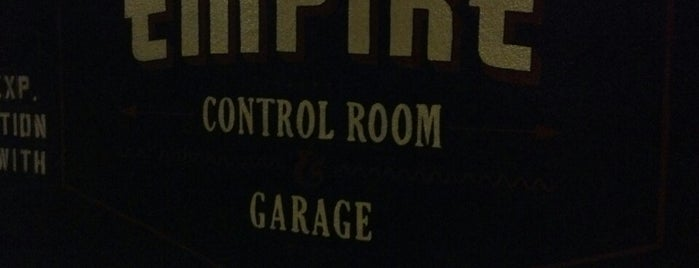 Empire Control Room is one of SXSW 2014... [Austin, TX].
