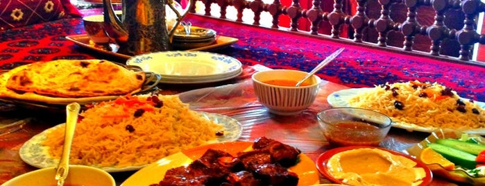 Afghan Khorasan Kabab is one of For the discerning Dubai diner..