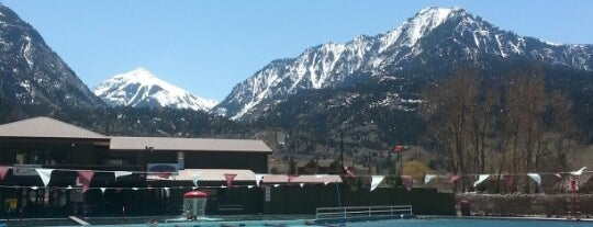 Trimble Spa And Hot Spring is one of CO Hot Springs.
