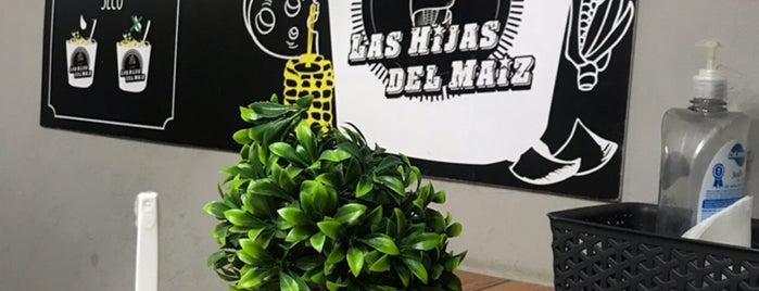 Las Hijas Del Maiz is one of Cancun.
