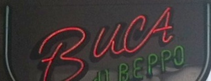 Buca di Beppo is one of Locais curtidos por Karen.