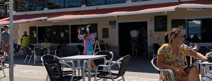 Restaurante Camping Islas Cies is one of To do's Sanxenxo.