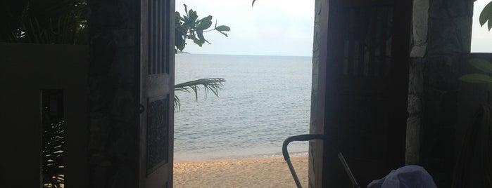 Вилла Тимофея на Самуи is one of Marina : понравившиеся места.