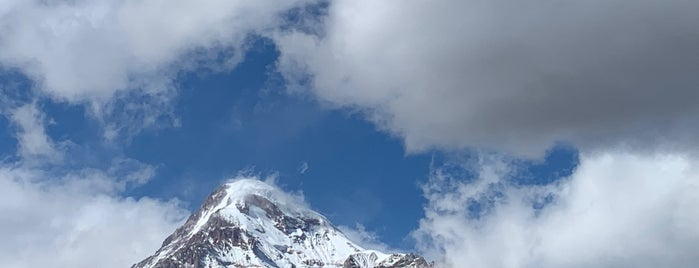 Qazbegi Mountains is one of A & G & K.