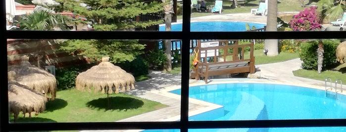Pırıl Hotel Thermal&Beauty Spa is one of Locais curtidos por ⛵️surfer.