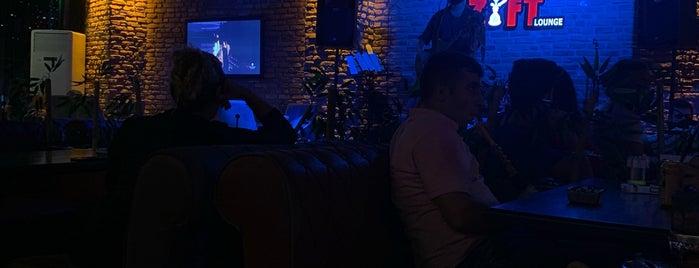 Zift Lounge is one of Istanbul Shisha.