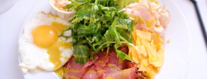 Paperboy is one of Healthy & Veggie Food in Paris.