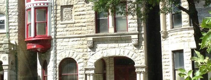 Ida B. Wells-Barnett House is one of สถานที่ที่บันทึกไว้ของ Dave.