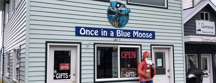 Once In A Blue Moose is one of Craig 님이 좋아한 장소.