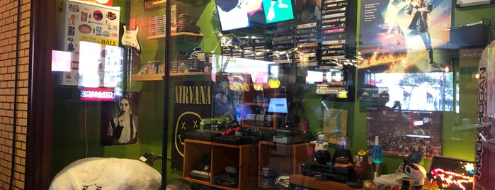 Coin-Op Game Room is one of SD.