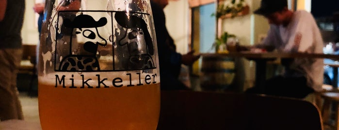 Mikkeller Brewing Little Italy is one of San Diego.