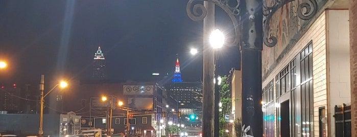 Ohio City is one of Ohio City Hot Spots.
