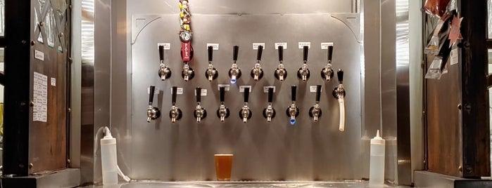 Tower Brewing is one of Locais curtidos por Dallin.