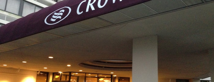 Crowne Plaza Executive Center Baton Rouge is one of Locais curtidos por ATL_Hunter.