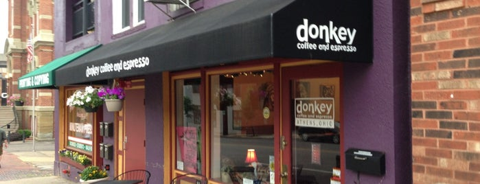 Donkey Coffee & Espresso is one of Since in Ohio....