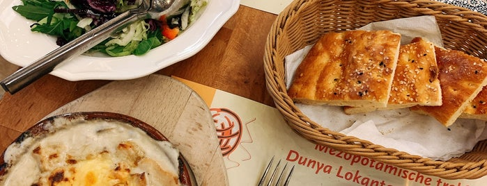 Dunya Lokanta is one of Europe trip.