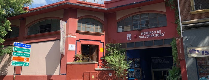 El Escaparate De Vallehermoso is one of Chamberi.