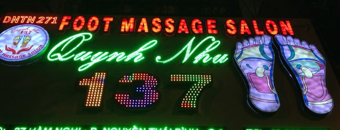 137 Foot Massage is one of Saigon.