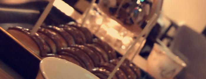 crepe cone cafe is one of Lounges in Riyadh 🎼.