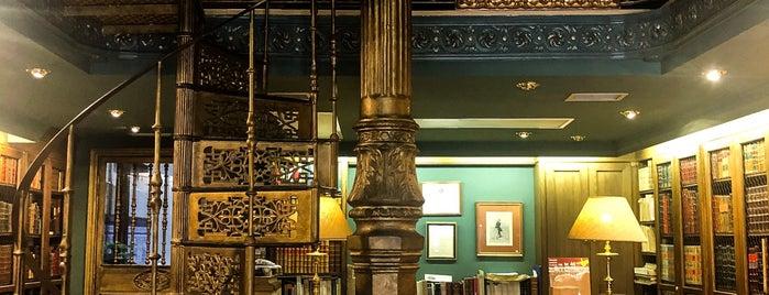 Librería MIguel Miranda is one of Spain & Portugal.