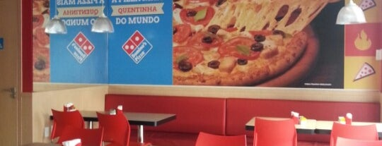 Domino's Pizza is one of Restaurantes Recife.