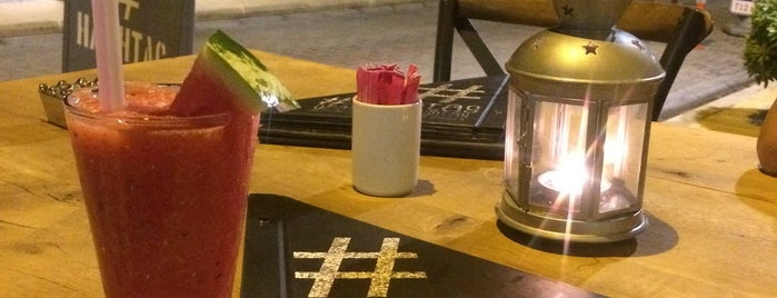 Hashtag Cafe is one of Cesme.