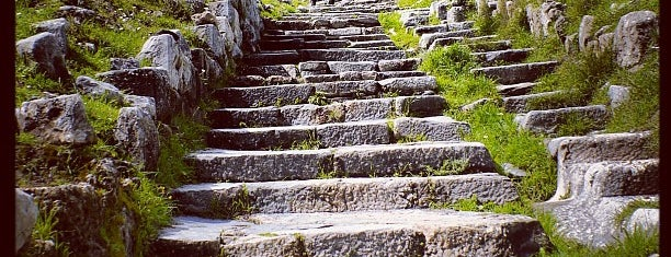 Priene Antik Kenti is one of Turkey Travel Guide.