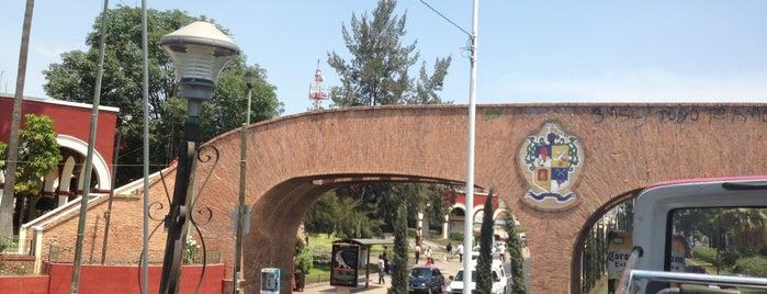 Vía Recreactiva - Tlaquepaque is one of Locais curtidos por GloPau.