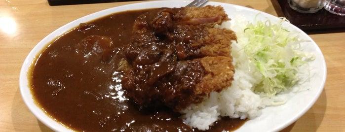 カレーの店キッチンヨッチ is one of TOKYO-TOYO-CURRY 3.