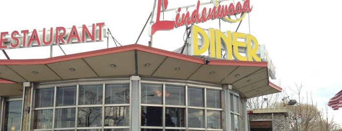 Lindenwood Diner is one of NYC Diners.